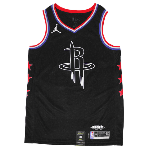 Jordan 2019 NBA All-Star Swingman Jersey - James Harden - Black -  X Large Only