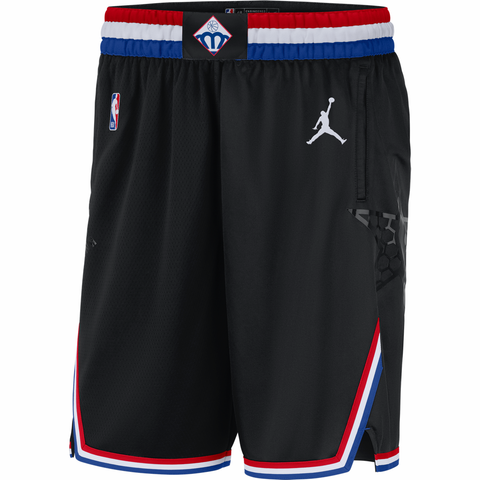 Jordan 2019 NBA All-Star Swingman Shorts - Black