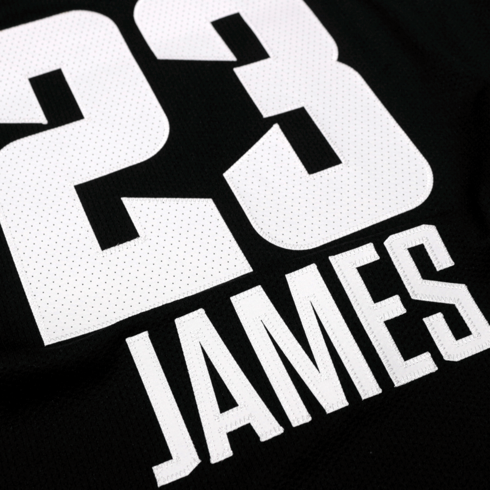 759b0288e Jordan 2019 NBA All-Star Authentic Jersey - LeBron James - Black ...