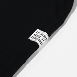 K1X Super Hero Box Logo T-Shirt - Black (with Back Print)