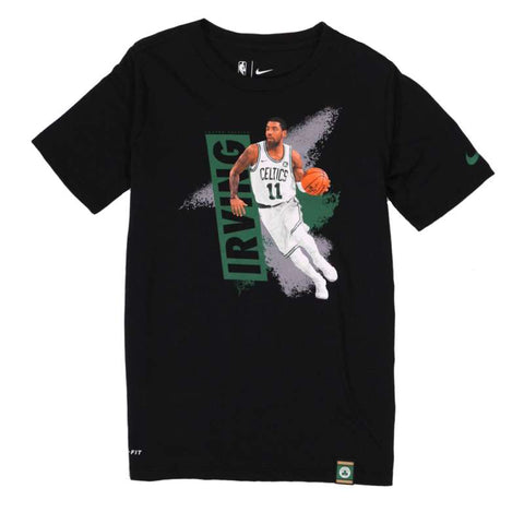 Nike Youth NBA Mezzo Player T-Shirt - Celtics - Kyrie Irving