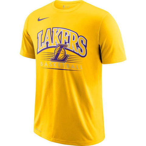 Nike NBA LA Lakers Basketball T-Shirt