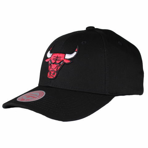 Mitchell & Ness NBA Low Pro Snapback - Chicago Bulls