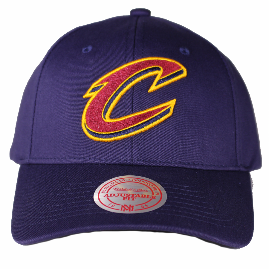 the best attitude 2f5df 59133 ... coupon for mitchell ness nba low pro snapback cleveland cavaliers 07687  2679e
