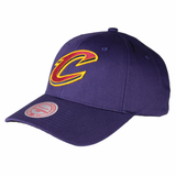 Mitchell & Ness NBA Low Pro Snapback - Cleveland Cavaliers