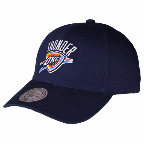 Mitchell & Ness NBA Low Pro Snapback - Oklahoma City Thunder