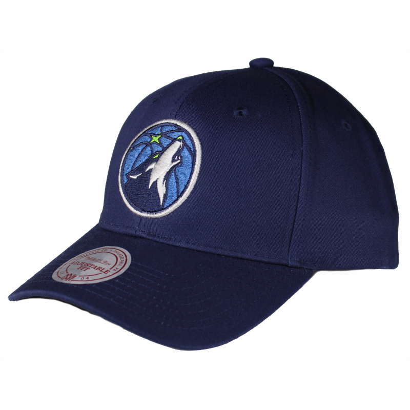 Mitchell & Ness NBA Low Pro Snapback - Minnesota Timberwolves