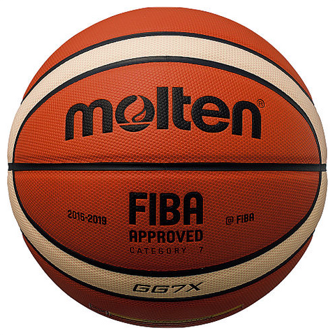 Molten GG7X Basketball - Official Basketball of the BBL