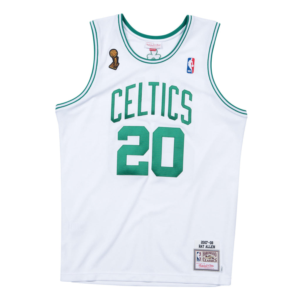 Mitchell & Ness Authentic NBA Jersey - Boston Celtics - Ray Allen - 2008 Finals