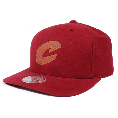 Mitchell & Ness Gum Snapback - Cleveland Cavaliers