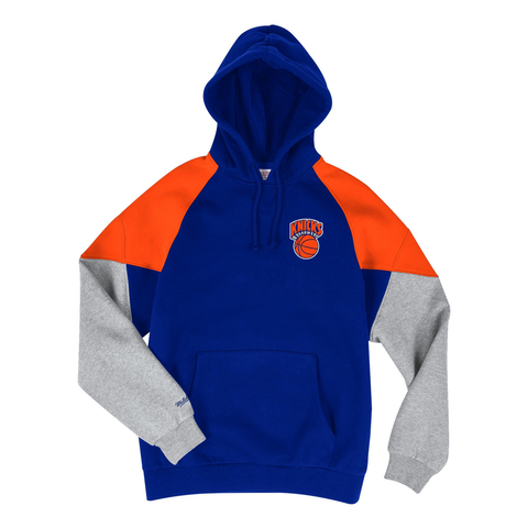 Mitchell & Ness Trading Block Hoodie - New York Knicks