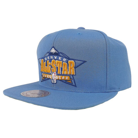 Mitchell & Ness NBA All Star Snapback - Denver 2005
