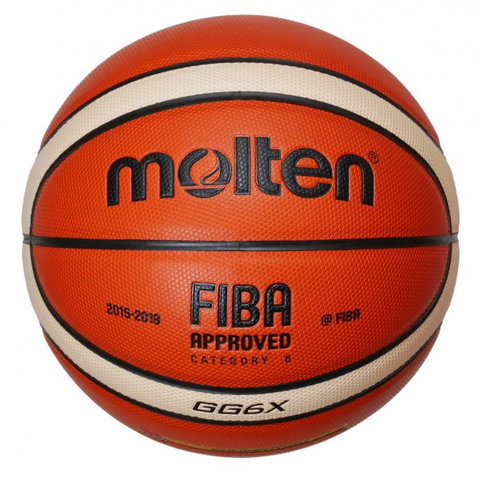 Molten GG6X Basketball - Official Basketball of the WBBL