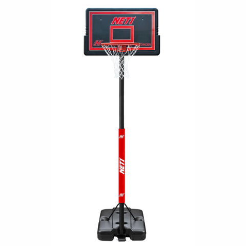 NET1 NForcer Portable Basketball System