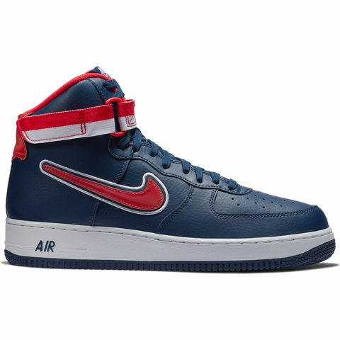 Nike NBA Air Force 1 High '07 LV8 Sport - Midnight Navy