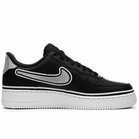 Nike NBA Air Force 1 '07 LV8 Sport - Black / White
