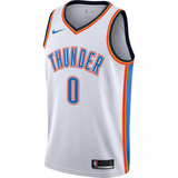 Russell Westbrook Thunder Jersey UK - Nike Thunder NBA Association Swingman Jersey UK
