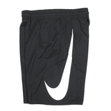 Nike Oversized Swoosh Basketball Shorts - Black