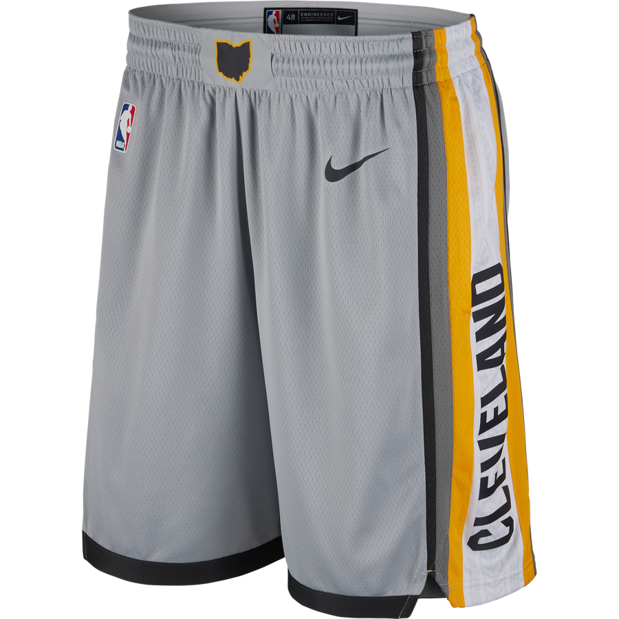 Nike City Swingman NBA Shorts - Cleveland Cavaliers - XXL Only – Hardwood  Ventures 1f9c9f521499