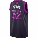 Nike City Swingman NBA Jersey - Minnesota Timberwolves - Karl-Anthony Towns