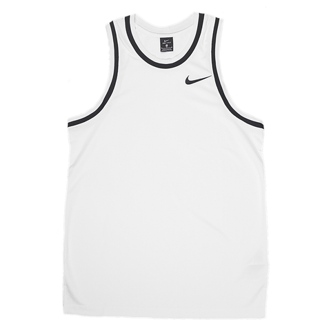 Nike Classic Dri-FIT Basketball Jersey - White