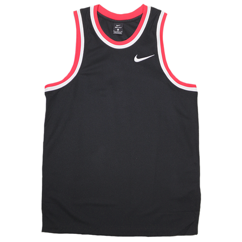Nike Classic Dri-FIT Basketball Jersey - Black
