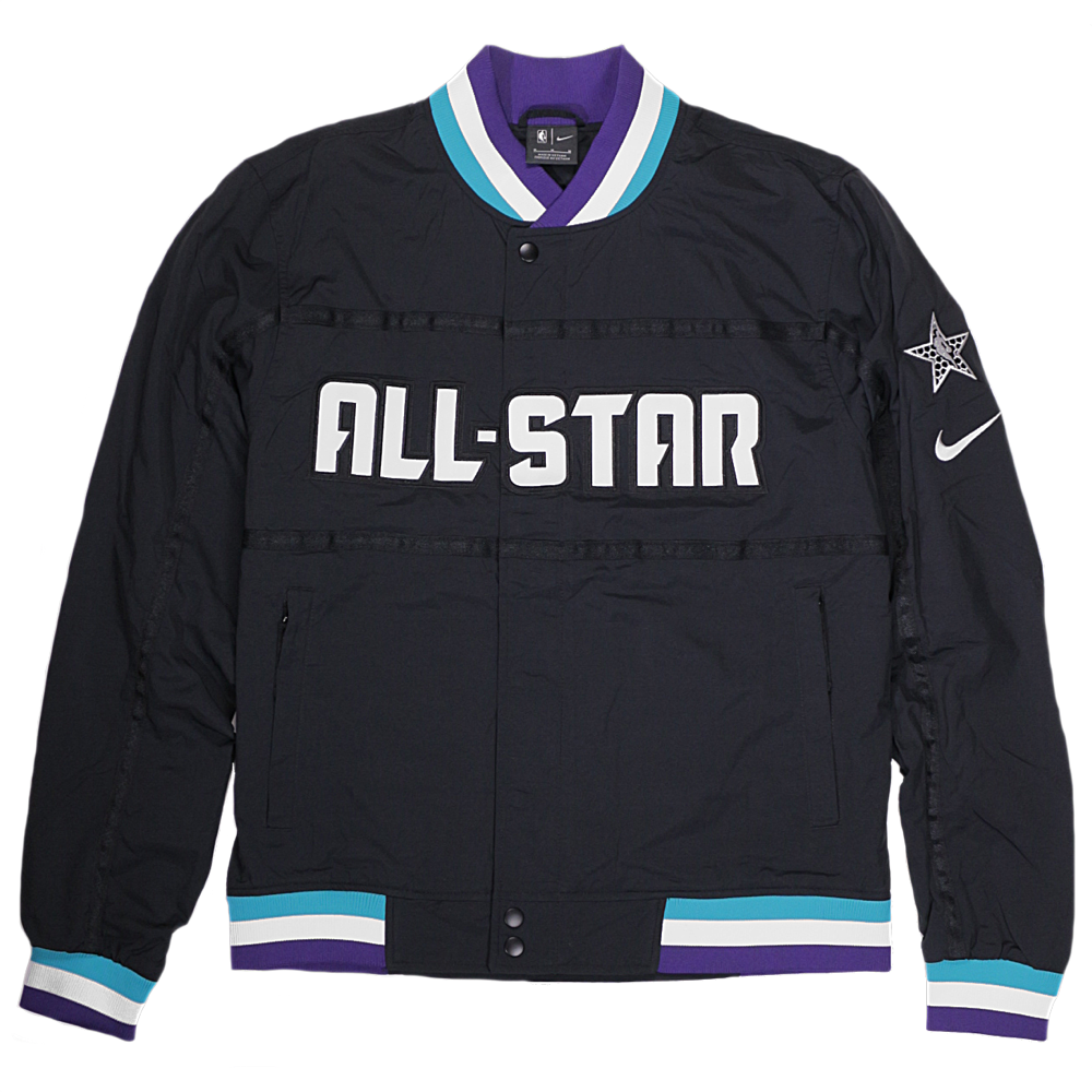 Nike Courtside NBA Jacket - 2019 All-Star Weekend Edition