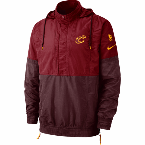 Nike Courtside NBA Hooded Jacket - Cleveland Cavaliers