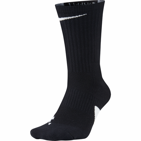 Nike Elite Basketball Crew Socks - Black