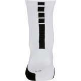 Nike Elite Basketball Crew Socks - White