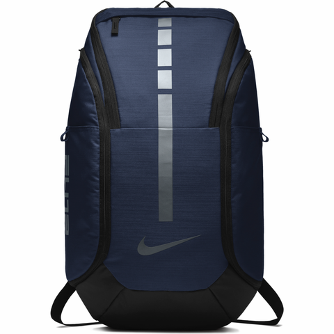 Nike Hoops Elite Pro Basketball Backpack - Navy