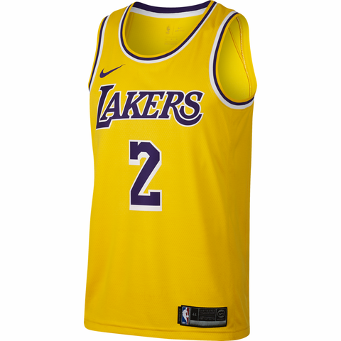 Nike Icon Swingman NBA Jersey - LA Lakers - Lonzo Ball - XXL Only