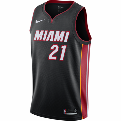 Nike Icon Swingman NBA Jersey - Miami Heat - Hassan Whiteside