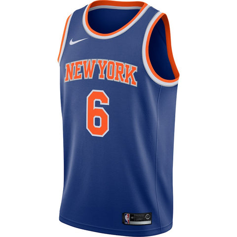 Nike Icon Swingman NBA Jersey - New York Knicks - Kristaps Porzingis