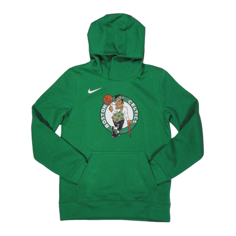 Nike NBA Youth Logo Hoodie - Boston Celtics
