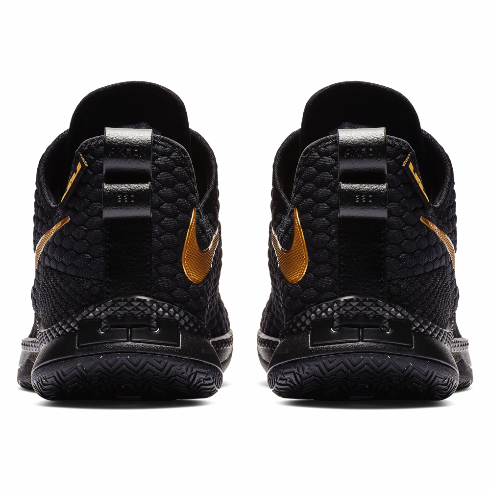 Nike LeBron Witness III - Black and Gold - LeBron James Basketball ... 3ff619071