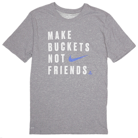 Nike Make Buckets Dri-FIT T-Shirt - Grey
