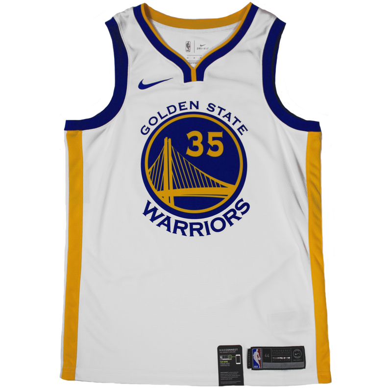 48aac7eb6 Kevin Durant Golden State Warriors Jersey UK - Nike NBA Association Swingman  Jersey UK – Hardwood Ventures