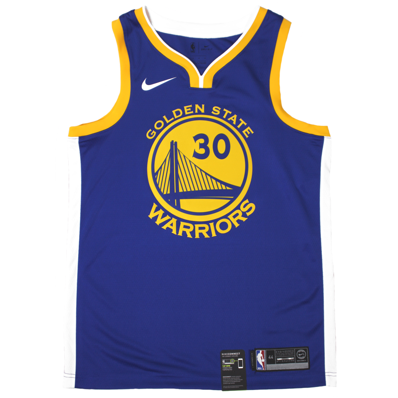 Stephen Curry Golden State Warriors Jersey UK - Nike NBA Icon Swingman  Jersey UK – Hardwood Ventures 14e7c9754