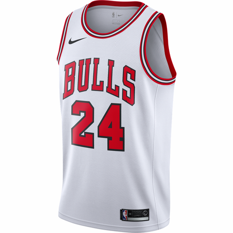Nike Association Swingman NBA Jersey - Chicago Bulls - Lauri Markkanen