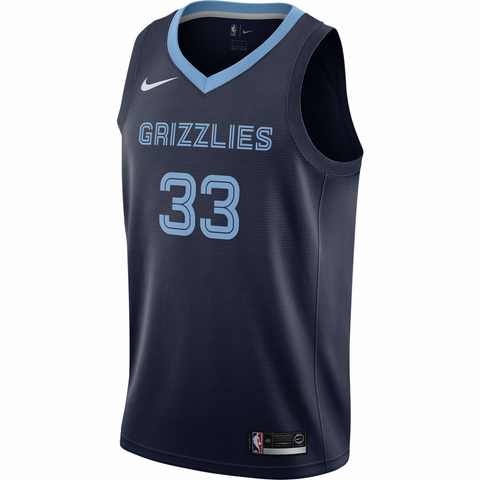 Nike Icon Swingman NBA Jersey - Memphis Grizzlies - Marc Gasol