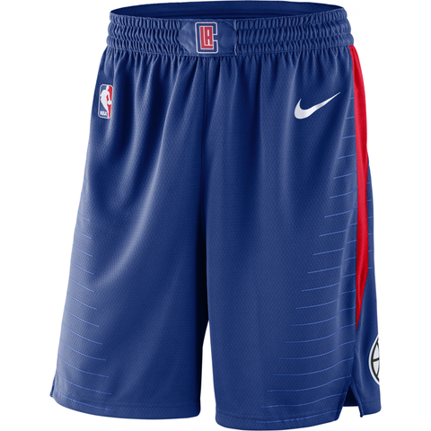 Nike Icon Swingman NBA Shorts - LA Clippers - Small Only