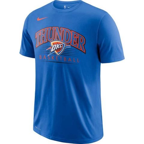 Nike NBA Oklahoma City Thunder Basketball T-Shirt