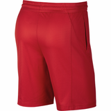Nike Oversized Swoosh Basketball Shorts - University Red