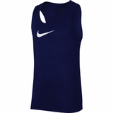 Nike Dri-FIT Sleeveless Basketball Top - Blue Void
