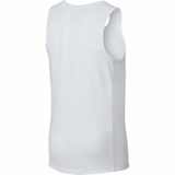 Nike Dri-FIT Sleeveless Basketball Top - White