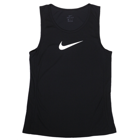 Nike Dri-FIT Sleeveless Basketball Top - Black