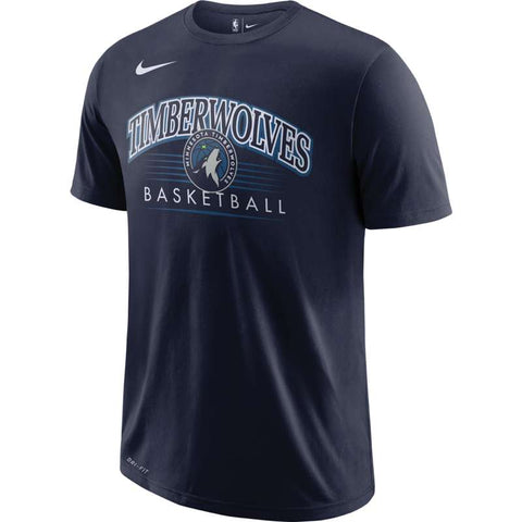 Nike NBA Minnesota Timberwolves Basketball T-Shirt