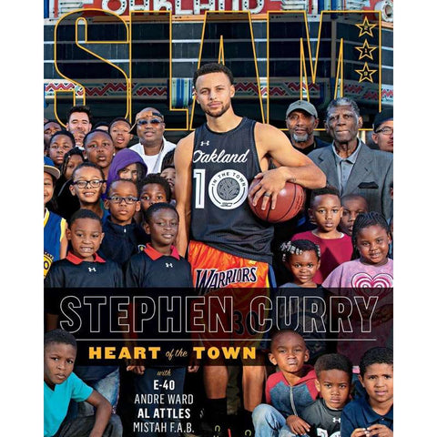 SLAM Magazine - Issue 219 - Stephen Curry