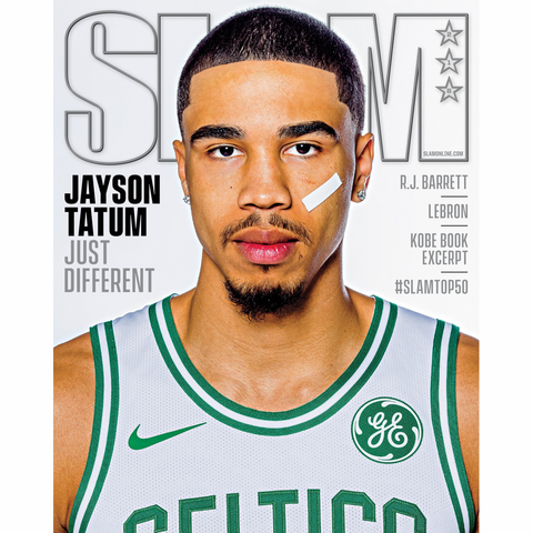 SLAM Magazine - Issue 218 - Jayson Tatum